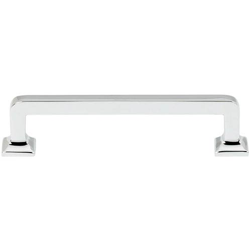 Polished Chrome 4-Inch Pull