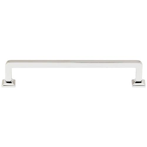 Alno, Inc. Polished Nickel 6-Inch Pull