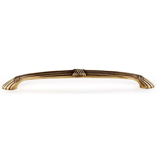Alno, Inc. Polished Antique Brass 18-Inch Pull
