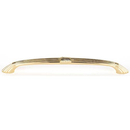 Polished Brass 18-Inch Pull