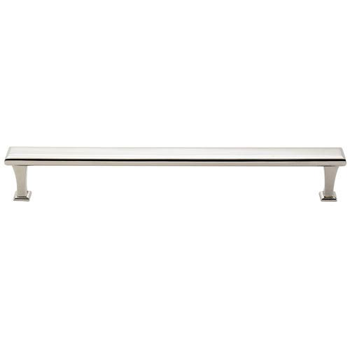 Polished Nickel Brass 12 Inch Appliance Pull