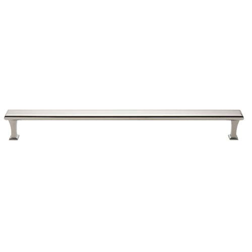 Polished Nickel Brass 18-Inch Appliance Pull