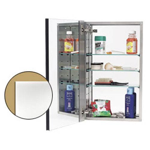 Alno Inc Stainless Steel Mirror Cabinet