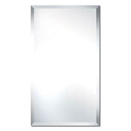 Alno Inc Reflection Stainless Steel 25 Inch Mirrored Cabinet
