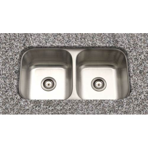 Stainless Steel 31.25 x 17.75 Undermount Sink
