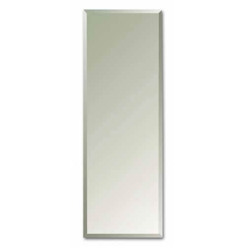 Frameless Recessed Rectangular Mirror Medicine Cabinet