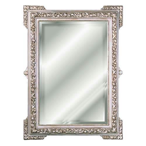 Fruit Beveled Mirror