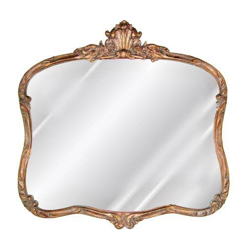 Bronze Buffet Mirror