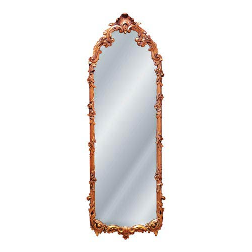 Antique Gold French Dressing Mirror