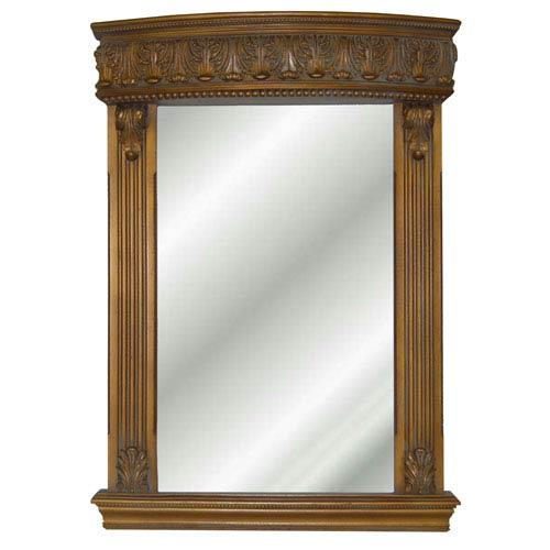 Hickory Manor House Bronze Adams Mirror