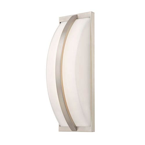 Dolan Designs Satin Nickel 5-Inch LED Wall Sconce