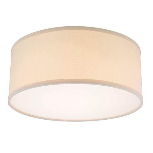Fabbricato Beige 14.5-Inch Recessed Light Shade