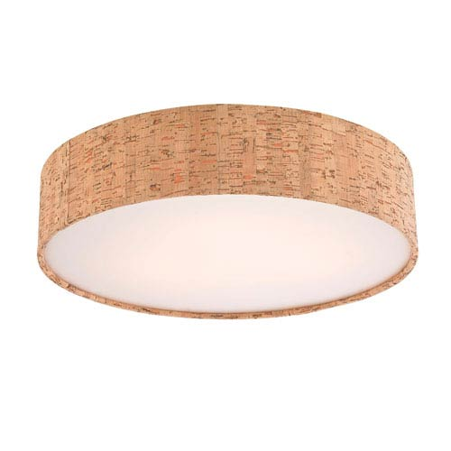 Natural 13-Inch Recessed Light Shade