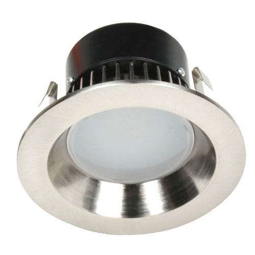 Recesso Satin Nickel LED Retrofit Module