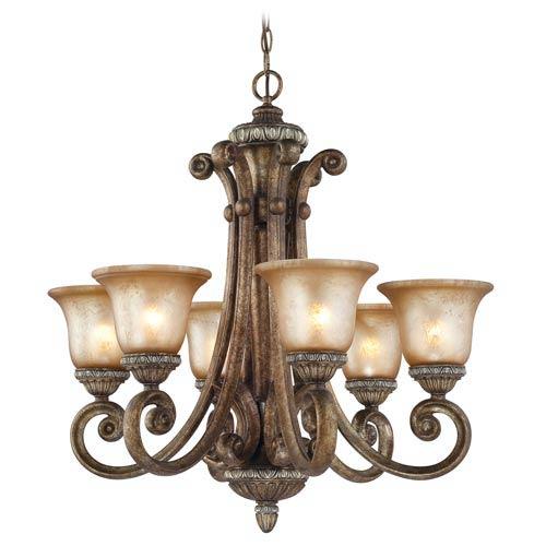 Dolan Designs Carlyle Verona Six-Light Chandelier