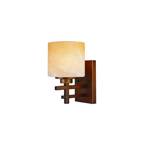 Dolan Designs Roxbury English Bronze One-Light Wall Sconce