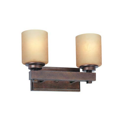 Sherwood Sienna Two-Light Bath Light