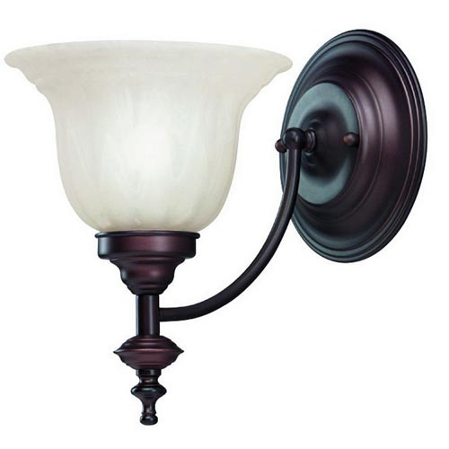 Dolan Designs Richland Royal Bronze One-Light Wall Sconce
