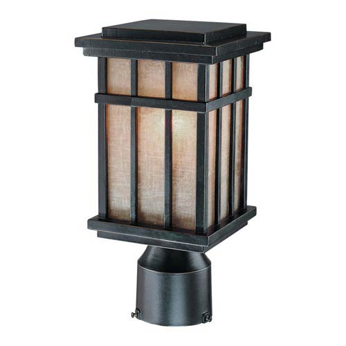 Freeport Winchester One-Light Outdoor Post Light