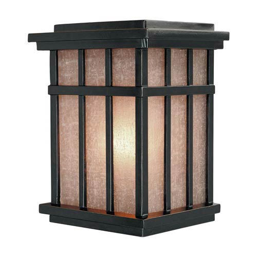 Freeport Winchester Flush One-Light Outdoor Wall Light
