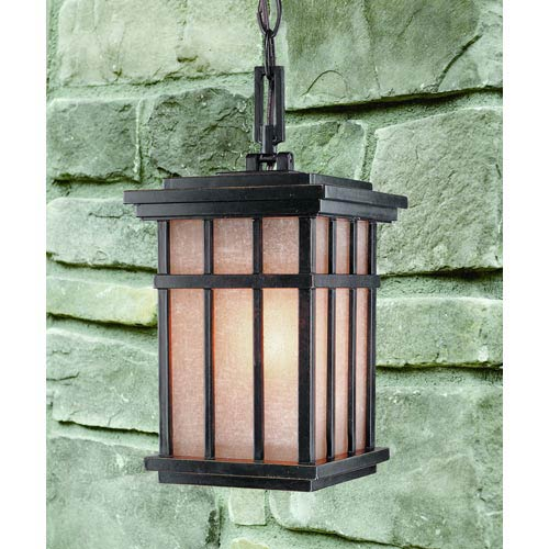 Freeport Winchester One-Light Outdoor Pendant