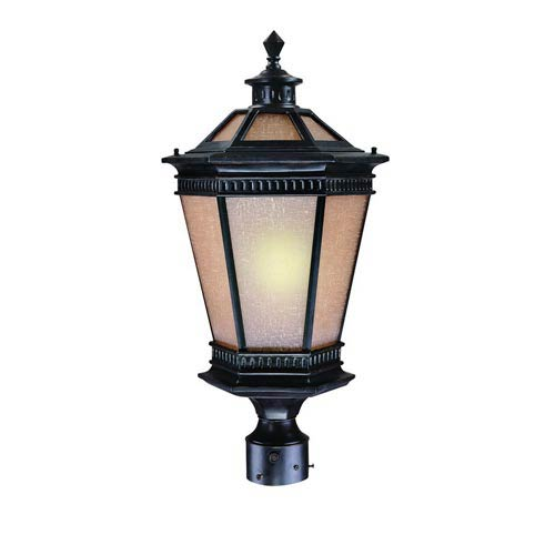 Extra large outdoor lighting bellacor dolan designs vintage winchester large energy star one light outdoor post light aloadofball Choice Image
