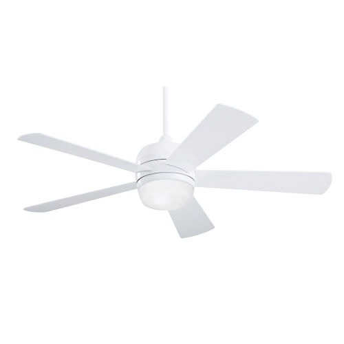 Atomical Appliance White 52-Inch LED Ceiling Fan
