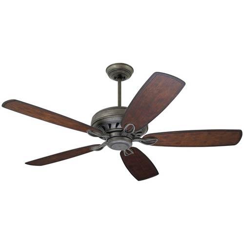 Penbrooke Vintage Steel Ceiling Fan