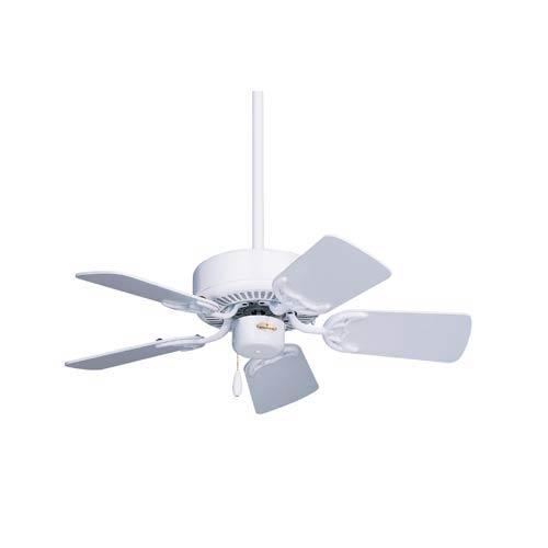 Emerson Fans Northwind Appliance White 29 Inch Ceiling Fan