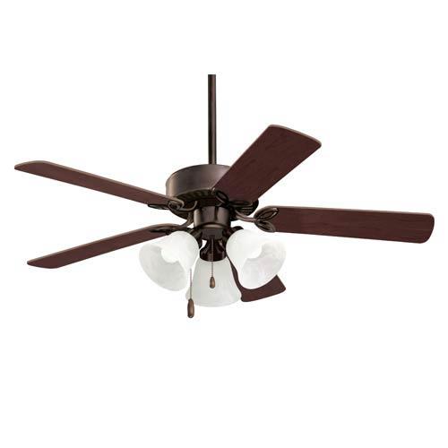 Emerson Fans Carrera Veranda Oil Rubbed Bronze 42 Inch Ceiling Fan With Oil Rubbed Bronze Blades