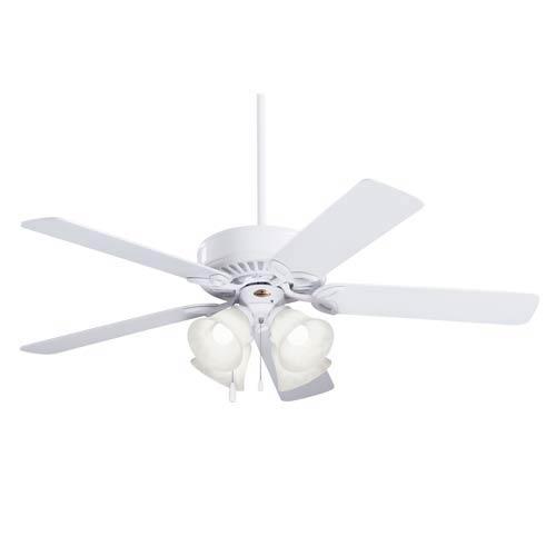 Pro Series II Appliance White 50-Inch Ceiling Fan