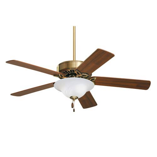 Pro Series Antique Brass 50-Inch Ceiling Fan