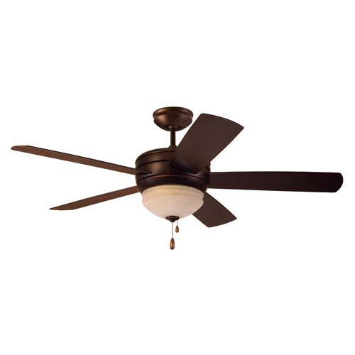 Summerhaven 52-Inch Venetian Bronze Ceiling Fan