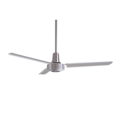 Pro Series Heat Fan Brushed Steel 48-Inch Ceiling Fan