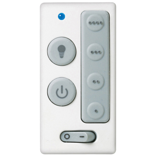 Emerson Fans White, Ivory and Light Almond Ceiling Fan Wall Control