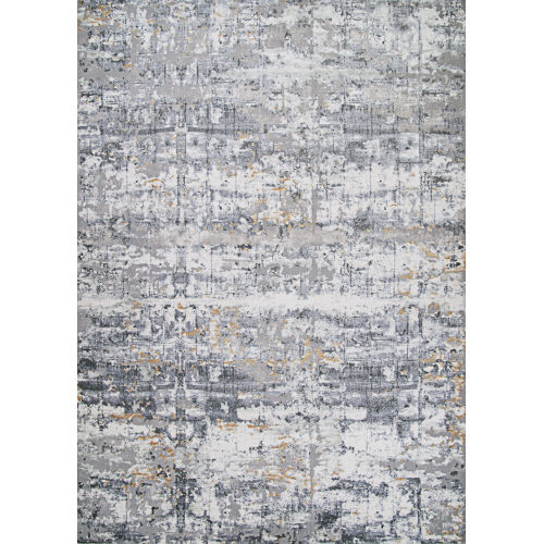 Couristan Brocatelle Lampas Abstract Silver Cream Rectangular 5 Ft 3 In X 7 Ft 6 In Rug 26098255053076t Bellacor