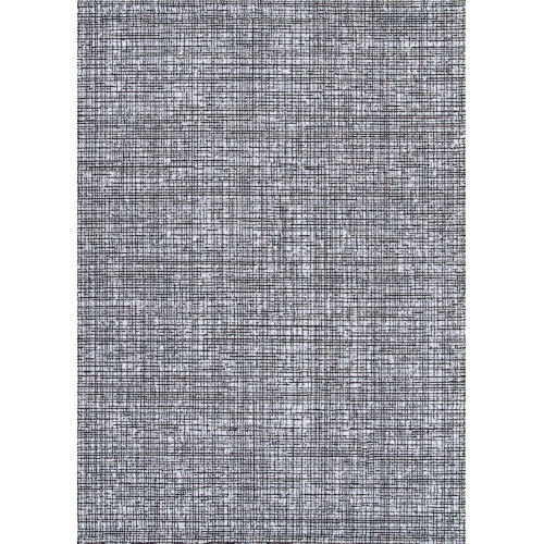 Nomad Kanjar Geometric Terra Firma Rectangular: 6 Ft. 6 In. x 9 Ft. 6 In. Rug