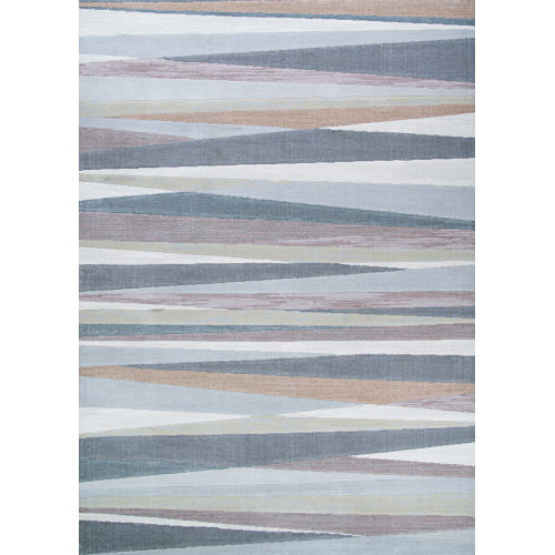 Easton Sand Art Dusk Rectangular: 2 Ft. 7 In. x 7 Ft. 10 In. Runner