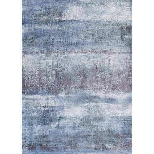 Easton Atmost Mist Rectangular: 6 Ft. 6 In. x 9 Ft. 6 In. Rug