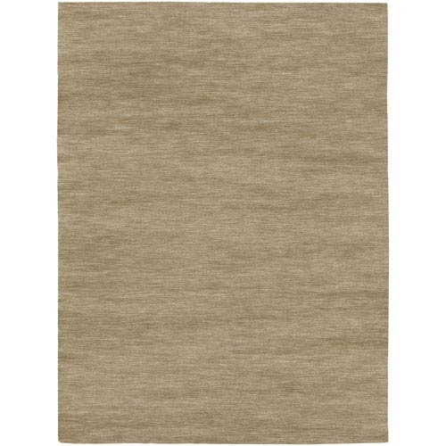 Couristan Anji Camel Rectangular: 5 Ft. 3 In. x 7 Ft. 6 In. Rug