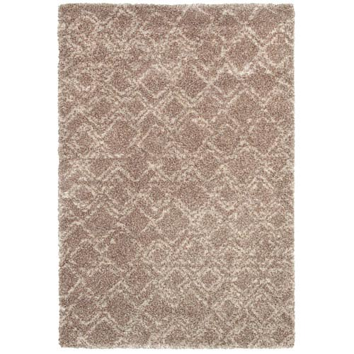 Couristan Bromley Camel Rectangular: 5 Ft. 3 In. x 7 Ft. 6 In. Rug