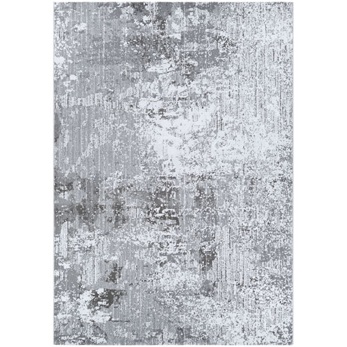 Serenity Field Stone Mushroom and Opal Rectangular: 2 Ft. x 3 Ft. 11 In. Rug