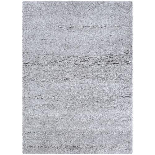 Couristan Urban Shag Medina Light Grey Rectangular: 2 Ft. x 3 Ft. 11 In. Rug