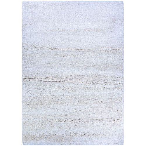 Urban Shag Medina White Rectangular: 2 Ft. x 3 Ft. 11 In. Rug