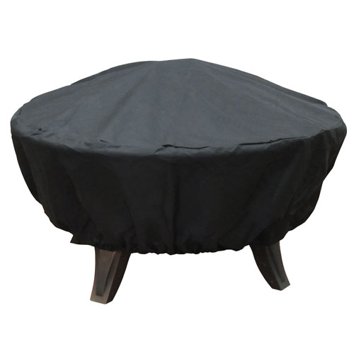 Landmann Black Firedance Fire Pit Cover