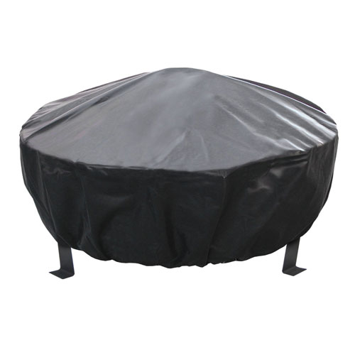 Landmann Black Bromley Fire Pit Cover