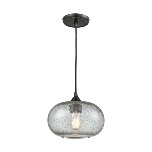 Volace Oil Rubbed Bronze One-Light Mini Pendant