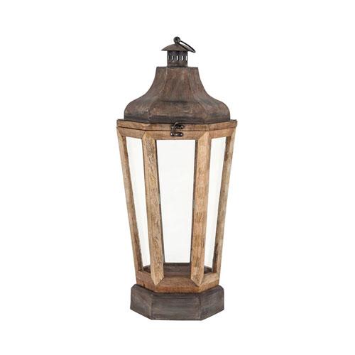 Townsend Antique Zinc Outdoor Lantern