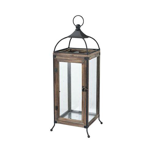 Olsen Rustic 18-Inch Outdoor Lantern