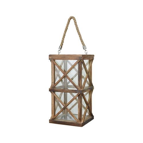 Pomeroy Tarsi Dark Roast Outdoor Lantern
